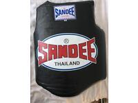 Sandee juniors martial arts kickboxing body shield