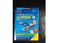 DVSA complete learner pack.