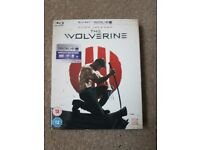 The wolverine blu-ray. £4. In good working condition. Collection Amersham