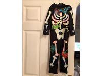 Halloween skeleton 3-4 years