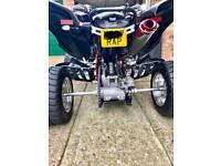 Quad bike 2015 yam 700 raptor