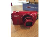 Canon PowerShot SX600 HS Compact Digital Camera (16MP, 18x Optical Zoom, 36x ZoomPlus, WiFi, NFC)