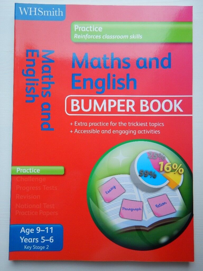 Books: Maths and English age: 3-5, 5-7, 7-9, 9-11 | in Hoyland ...