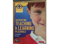 TEACHING ASSISTANT LEVEL 2 TEXTBOOK AND CD