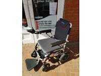Pride I-Go+ Portable Power Chair