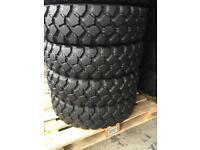 275/80R20_10.5R20_Michelin_XZL_Reifen_4_Stück_Unimog_Fast_NEU Hessen - Elz Vorschau