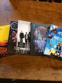 Take that DVDs 5 of
