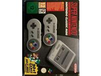 Super Nintendo Entertainment System! Classic!