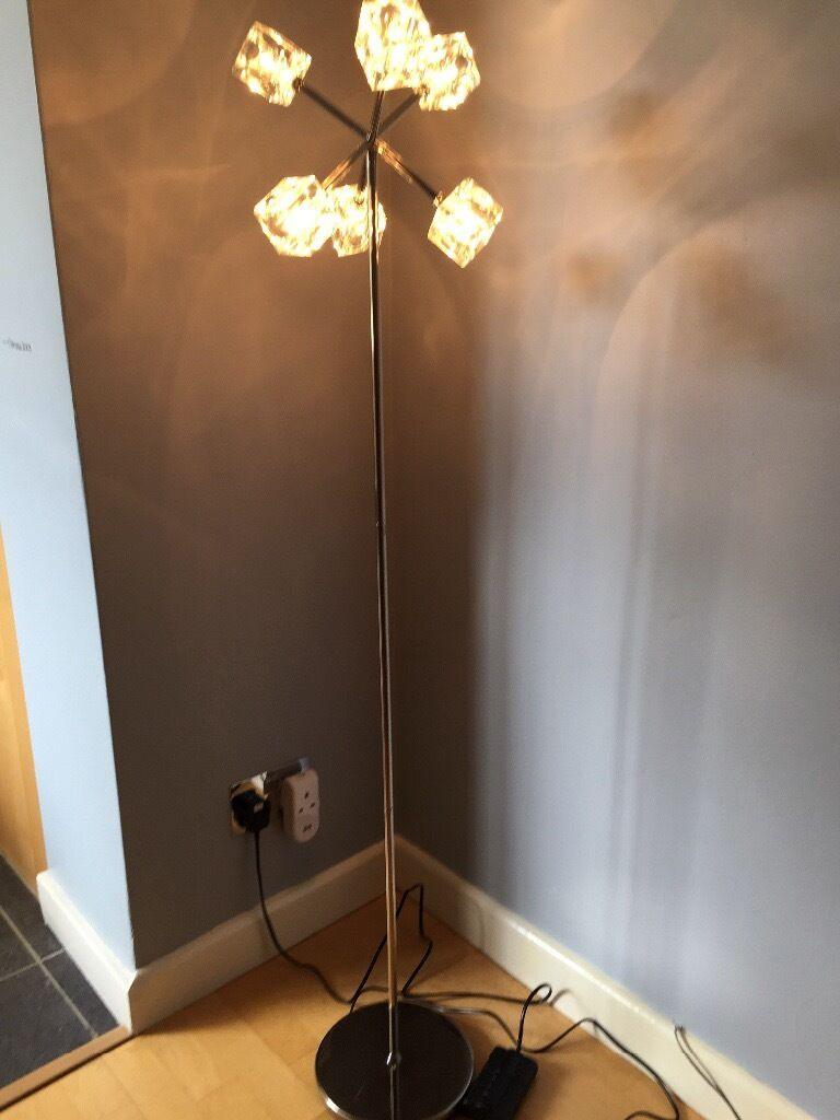 Ikea ice cube floor lamp in wetherby west yorkshire gumtree ikea ice cube floor lamp aloadofball Images