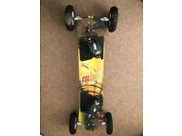 MBS Comp 95 Mountainboard for sale