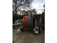 CD 40 CABLE DRUM TRAILER,