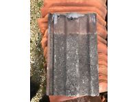 Reclaimed Marley concrete roof tiles