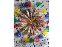 Halal candy cones £1.00