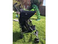 Maclaren globetrotter buggy/pushchair