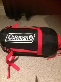Coleman single sleeping bag