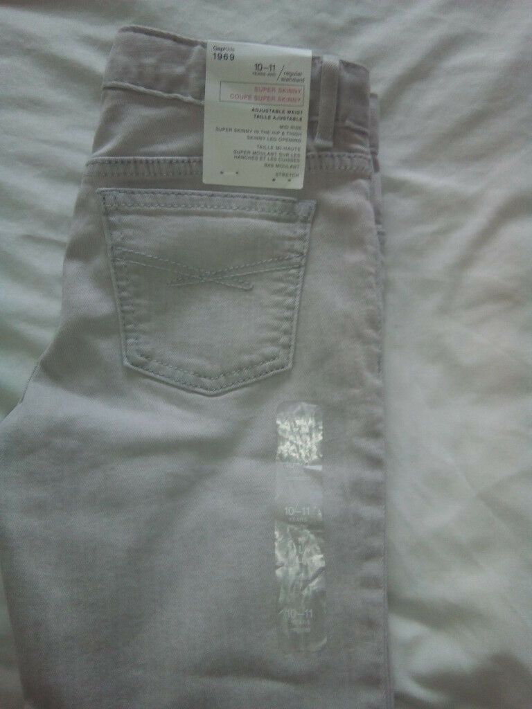 NEW with tags: Boys GAP trousers 10-11yrs.