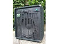 Trace Elliot Commando 15 100w Bass Amplifier, ideal for practice or small gigs