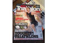 Triathlon magazine bundle