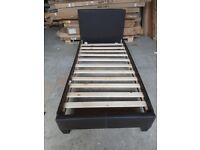 Single Bed Frame - Brown