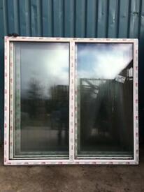 Fix glass panels 210W x 2m height toughen glass