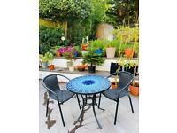 M&S Garden Bistro Table