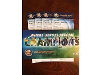 England cricket tickets v Australia 10/06/17