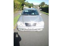 2003 Mercedes e320 Diesel 7 seater