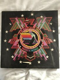 Hawkwind - X In Search Of Space - 1971 French Release