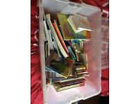 Large Box of Children's Books!