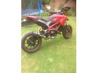 Ducati hypermotard poss part ex