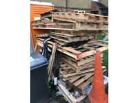 Free Pallets Firewood