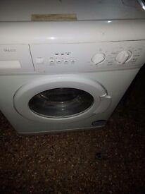 5kg hardly used beko washing machine
