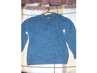 Ralph Lauren Men's Fashion Sale Boucle Sweater Jumper Original Masterpiece Sale used