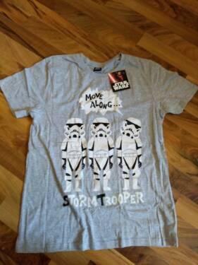 501f7e56fdec9f STAR WARS T-Shirt in Größe M