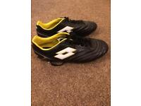 Men's size 8 football boots. Brand new.