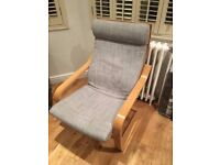 IKEA Poang Armchair for sale - Almost new - £50