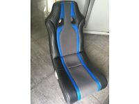 Gaming chair couple of months old , comes with all the leads , excellent condition