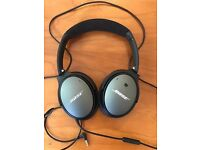 BOSE QC25 Sound-Cancelling Headphones