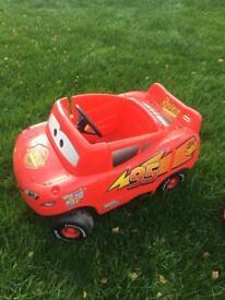 Lightening McQueen Children's Coupe