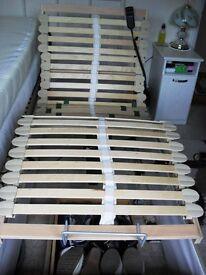 adjustable single electrical beds,