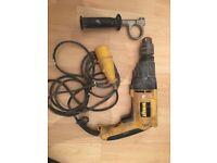 Dewalt Hammer Drill 110V - 15£
