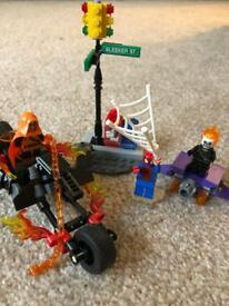 Lego Spider-Man Set