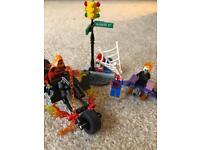 Lego Spider-Man Set