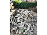 Rubble - free to collect