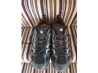 Merrell Moab walking shoes size 9.