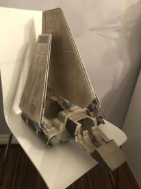 Star Wars Imperial Shuttle SAGA edition