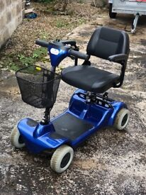 Used Eco 4 mobility scooter
