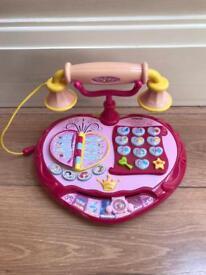 Disney princess telephone