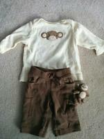 4 Gymboree outfits