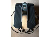 Lateral thigh stepper with FREE Body Fat Analyzer (collection only)